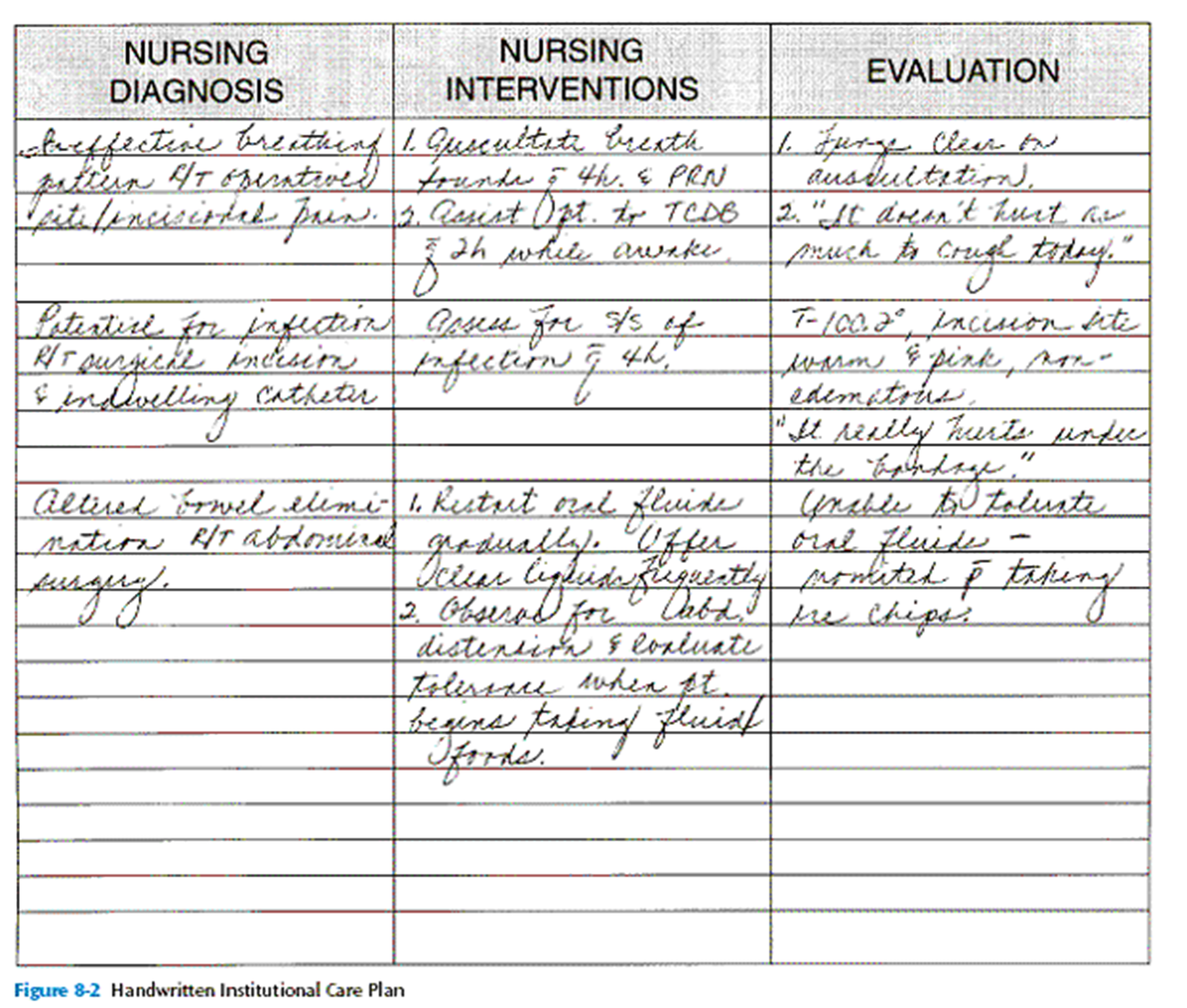 nursing home evaluation essay From licensed practical nurses who provide basic care to advanced practice  nurses  to evaluate care and educate families about disease prevention or  wellness  while 5 percent each worked for home-health agencies or nursing  homes.
